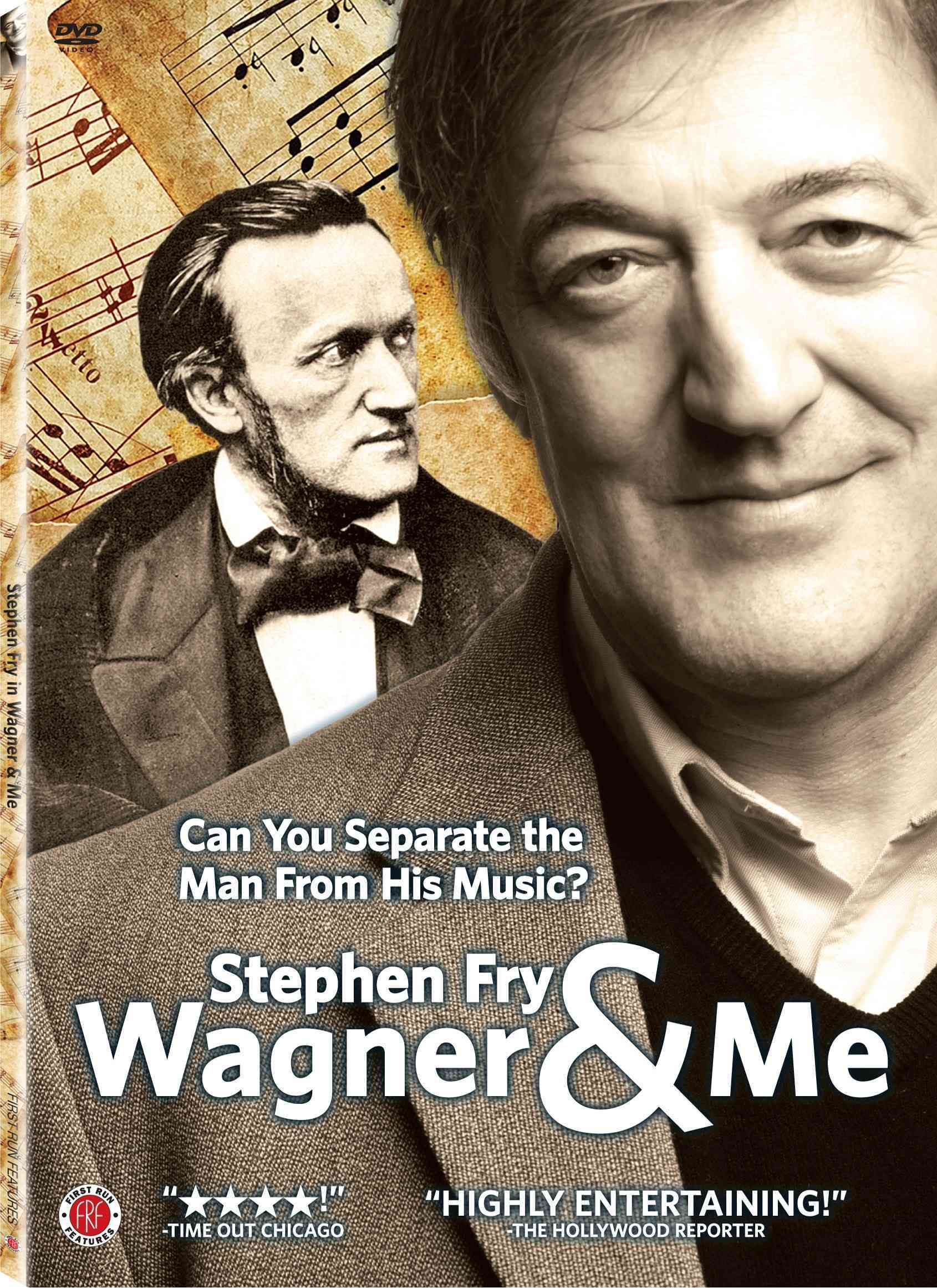 WAGNER & ME BY FRY,STEPHEN (DVD)